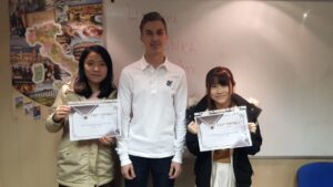 students of russian language