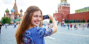 Russian language school in Moscow