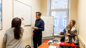 intensive russian course Moscow
